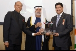 DR. B R SHETTY HONOURED WITH GLOBAL INDIAN ACHIEVER AWARD