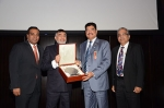 Dr. B. R. Shetty wins Business Personality of the Year Award