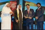 Dr. B.R. Shetty Wins The Business Excellence Award 2016