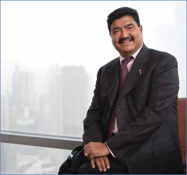About Dr. B.R. Shetty